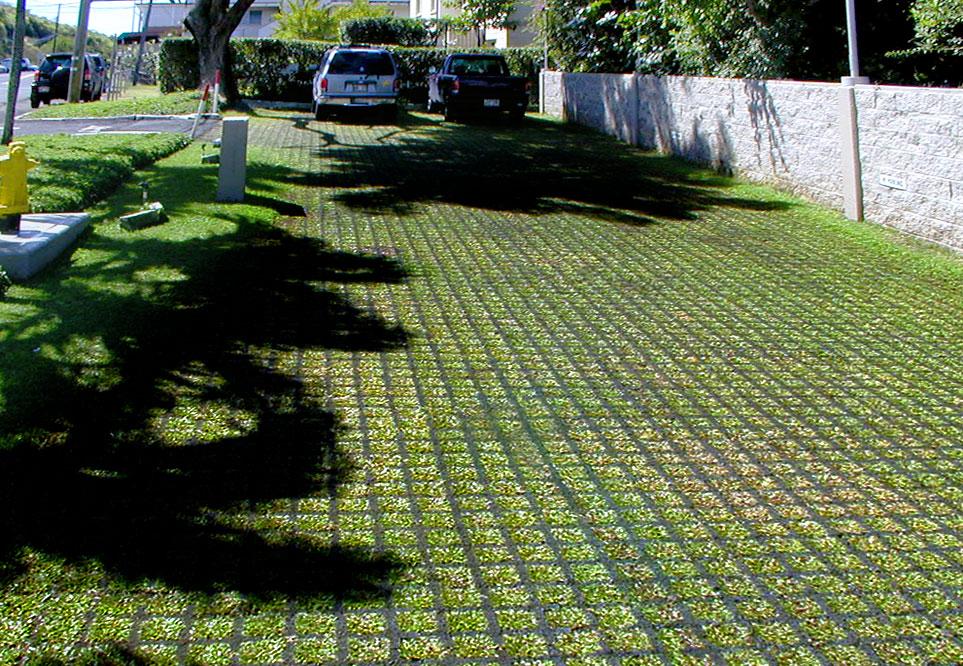 Tileco Inc.  Grass Block Pavers